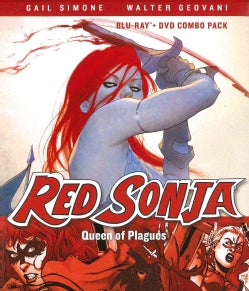 Red Sonja: Queen Of Plagues (Blu-ray Disc)