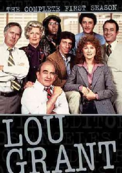Lou Grant: The Complete First Season (DVD)