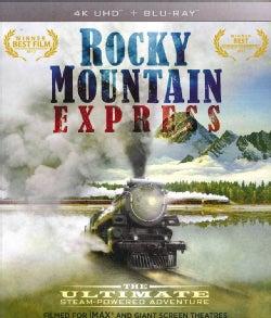 IMAX: Rocky Mountain Express 3D (4K Ultra HD)