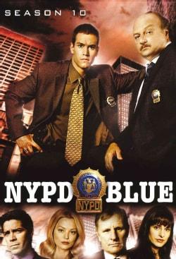 NYPD Blue: Season 10 (DVD)