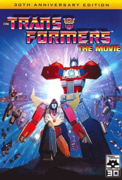 The Transformers: The Movie (30th Anniversary Edition) (DVD)