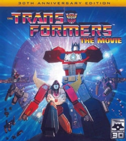 The Transformers: The Movie (30th Anniversary Edition) (Blu-ray Disc)