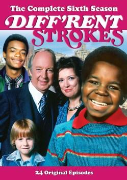 Diff'rent Strokes: The Complete Six Season