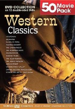 50 Movie Western Classics (DVD)
