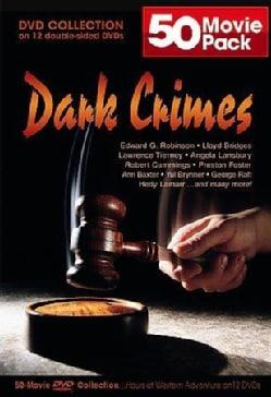 Dark Crimes: 50 Movie Set (DVD)