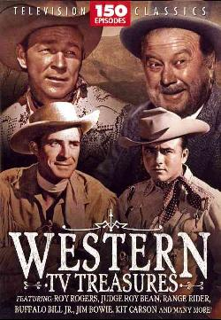 Western TV Treasures: 150 Episodes (DVD)