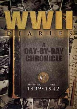 WWII Diaries: Vol. 1: September 1939-June 1942 (DVD)