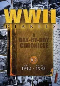 WWII Diaries: Vol. 2: July 1942-September 1945 (DVD)