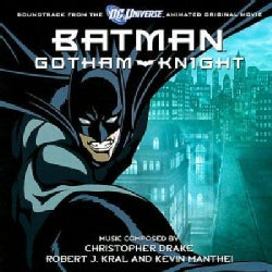 Christopher Drake - Batman: Gotham Knight