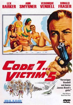 Code 7, Victim 5 (DVD)