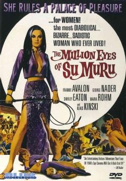 The Million Eyes of Sumuru (DVD)