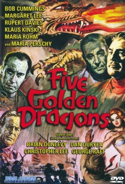 Five Golden Dragons (DVD)