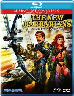 The New Barbarians (Blu-ray/DVD)