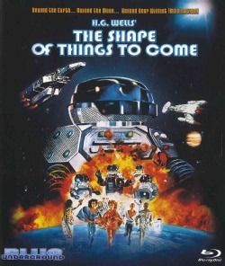 The Shape of Things to Come (Blu-ray Disc)