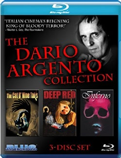 The Dario Argento Collection (Blu-ray Disc)