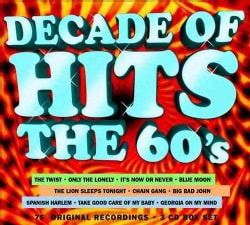 Various - Decade of Hits: The 60's