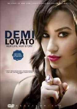 Demi Lovato: Her Life, Her Story (DVD)