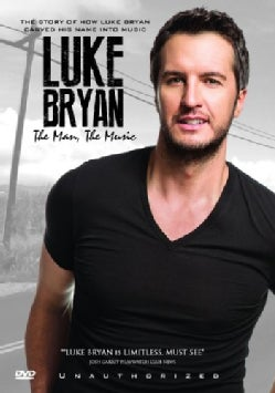 Luke Bryan: The Man, the Music (DVD)