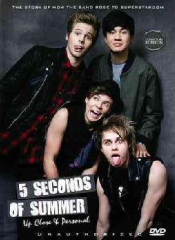 5 Seconds of Summer: Up Close & Personal (DVD)