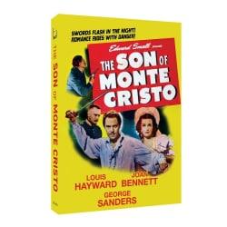 Son of Monte Cristo (DVD)