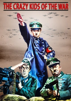 The Crazy Kids of the War (DVD)