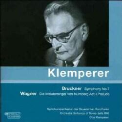 Symphonieorchester Des Bayerischen Rundfunks - Bruckner/Wagner: Klemperer
