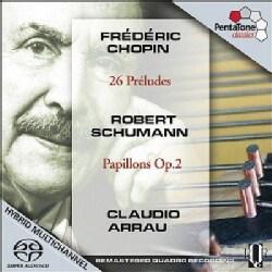 Claudio Arrau - Chopin: Complete Preludes