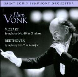 Saint Louis Symphony Orchestra - Mozart/Beethoven: Symphony No 40, Symphony No 7