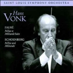 Saint Louis Symphony Orchestra - Suite from Pelleas Et Melissande; Pelleas Und Melisande