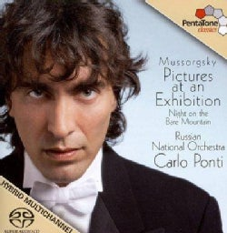 Russian National Orchestra - Mussorgsky: Pictures at An Exhibition; Night on The Bare Mountain