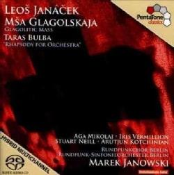 Radio Symphony Orchestra Berlin - Missa Solemnis; Glagolitic Mass (Original Version 1926-1927)