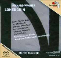 Eberhard Friedrich - Wagner: Lohengrin