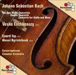 Alexei Ogrintchouk - Bach: Concertos for Violin and Oboe