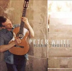 Peter White - Playin' Favourites