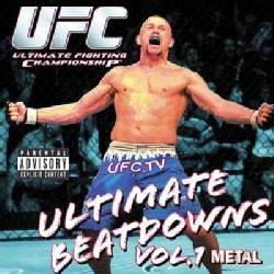 Various - UFC - Ultimate Beatdowns Vol 1 Metal (Parental Advisory)