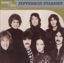 Jefferson Starship - Platinum & Gold Collection