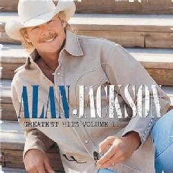Alan Jackson - Greatest Hits Volume 2
