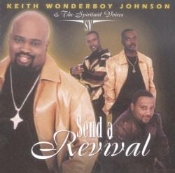 Keith Wonderboy Johnson - Send A Revival