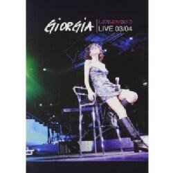 GIORGIA - LIVE (PAL/REGION 1)