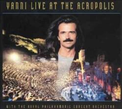 Yanni/George Veras - Live At the Acropolis