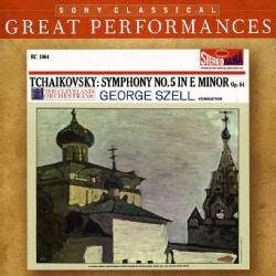 George Szell - Tchaikovsky: Symphony No 5/Capriccio Italian
