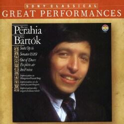 Murray Perahia - Great Performances: Bartok: Piano Sonata, Piano Improvisations on Hungarian Peasant Songs; Suites out of Doo...