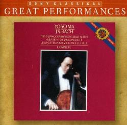 Yo-Yo Ma - Bach: The 6 Unaccompanied Cello Suites