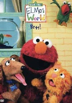 Elmo's World: Pets! (DVD)