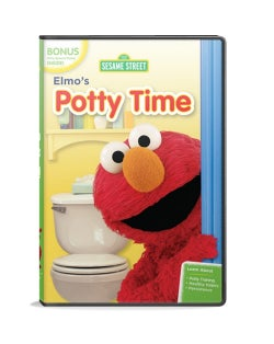 Elmo's Potty Time (DVD)