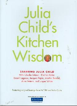 Julia Child's Kitchen Wisdom (DVD)