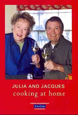 Julia and Jacques Cooking at Home (DVD)