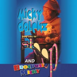 Micky Dolenz - Micky Dolenz Puts You to Sleep & Broadway Micky (2 LP's on 1 CD/Limited Edition)