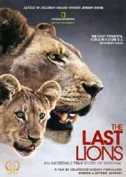 The Last Lions (DVD)
