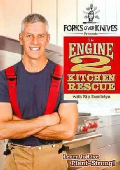 The Engine 2 Kitchen Rescue (DVD)